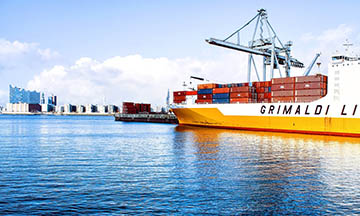 Oil & Gas Marine Terminals and Jetty Operations Program