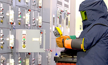 ARC Flash Electrical Safety, Protection and Hazard course